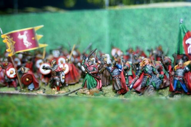 Aragorn et les 5 Armées - Armée de Mirkwood Update Rr62x4dv