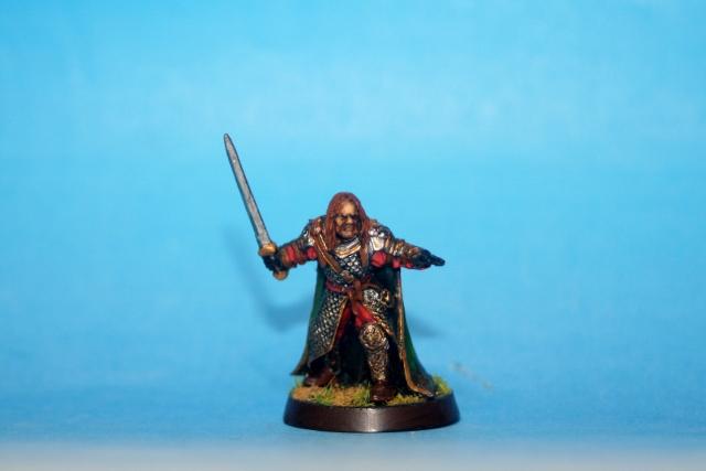Aragorn et les 5 Armées - Armée de Mirkwood Update X83qon84