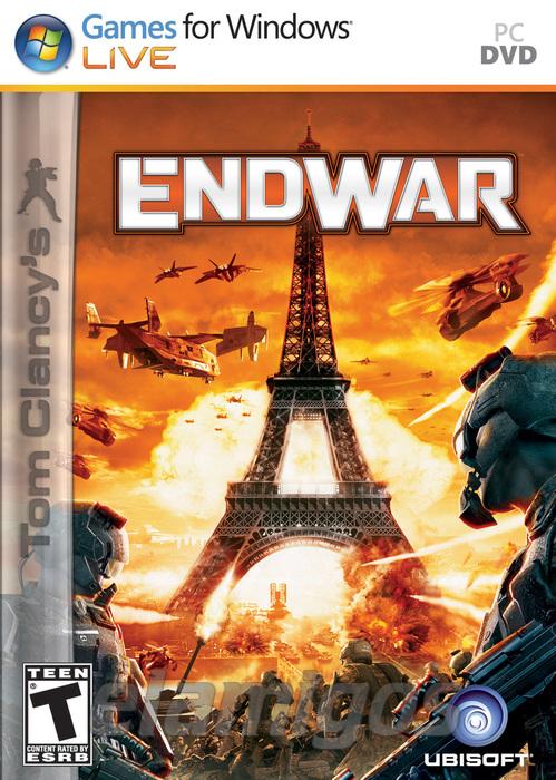 Re: Tom Clancy's EndWar (2009)