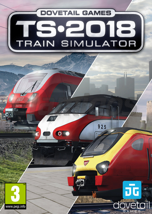 Re: Train Simulator (2018)