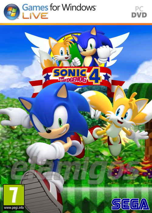 Sonic the Hedgehog 4 Collection (2012)