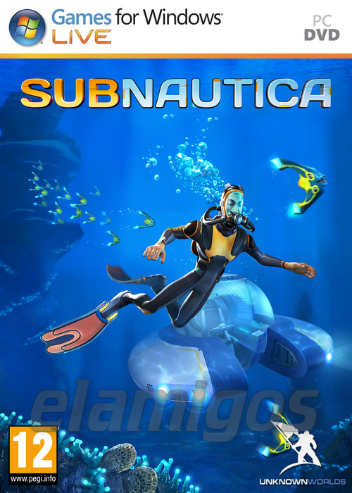 Subnautica (2018)