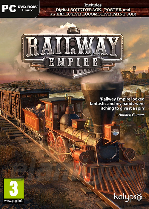 Railway Empire (2018)
