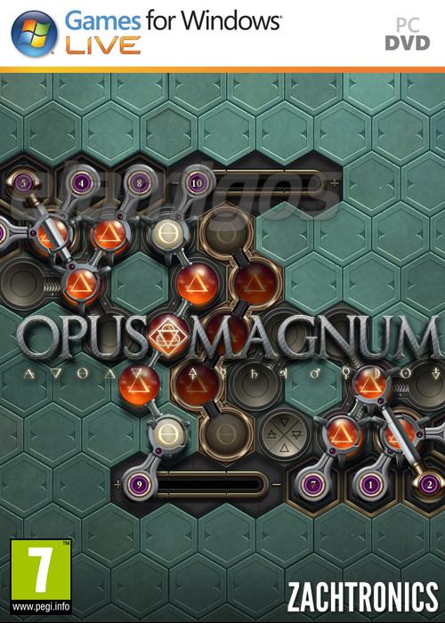 Opus Magnum (2017)