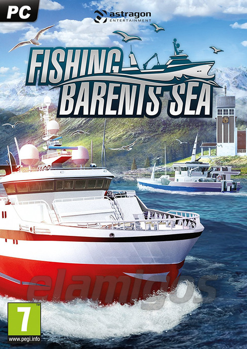 Fishing: Barents Sea (2018)