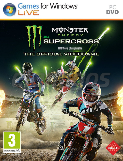 Re: Monster Energy Supercross: The Official Videogame (2018)