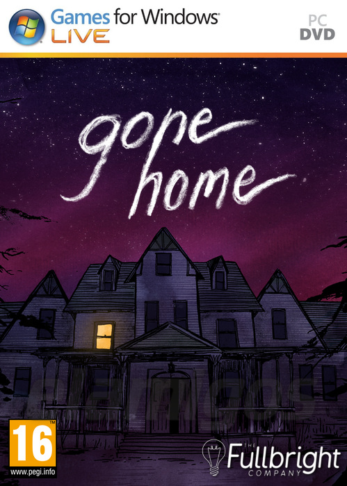 Re: Gone Home (2013)