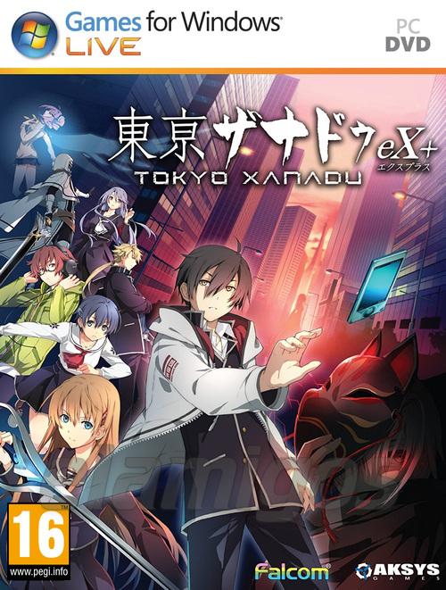 Re: Tokyo Xanadu eX+ (2017)