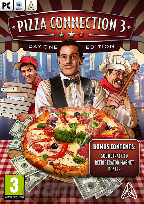 Pizza Connection 3 (2018)