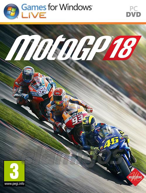 MotoGP 18 (2018)
