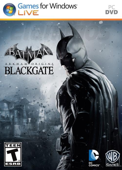 Re: Batman: Arkham Origins Blackgate - Deluxe Edition (2014)