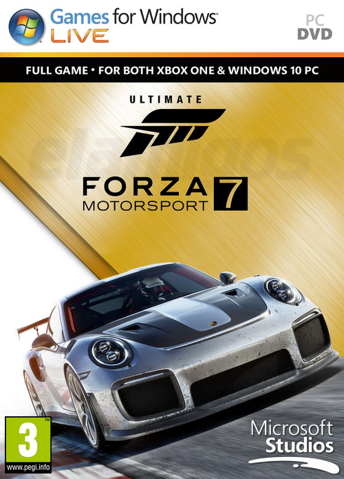 Forza Motorsport 7 Ultimate Edition (2017)