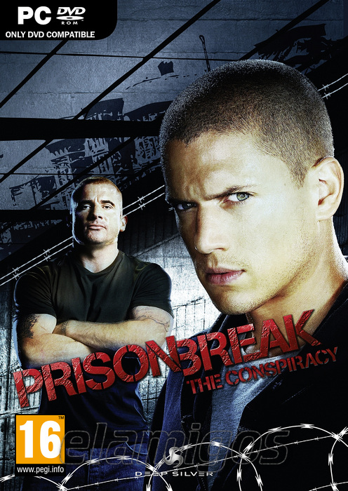 prison break the conspiracy crack only