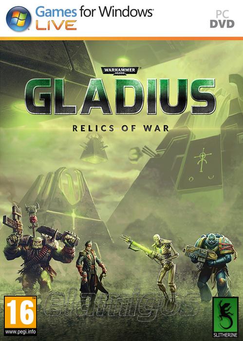 Warhammer 40000: Gladius - Relics of War (2018)