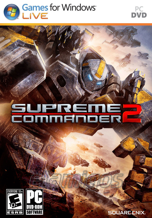 Supreme Commander Collection (2007-2010)