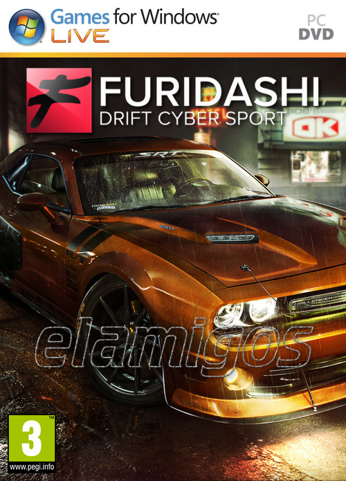 Re: Furidashi: Drift Cyber Sport (2017)