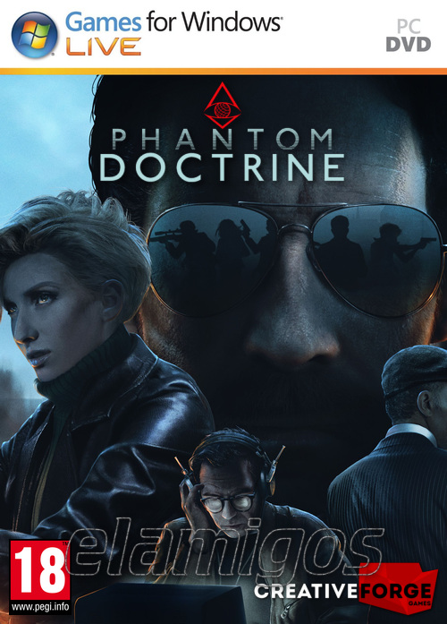 Phantom Doctrine (2018)