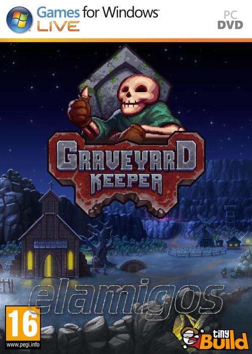 Graveyard Keeper (2018)