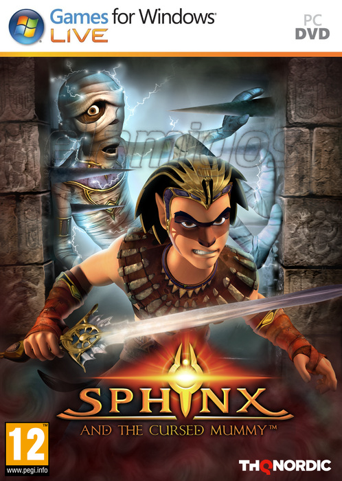 Re: Sphinx and the Cursed Mummy (2003)