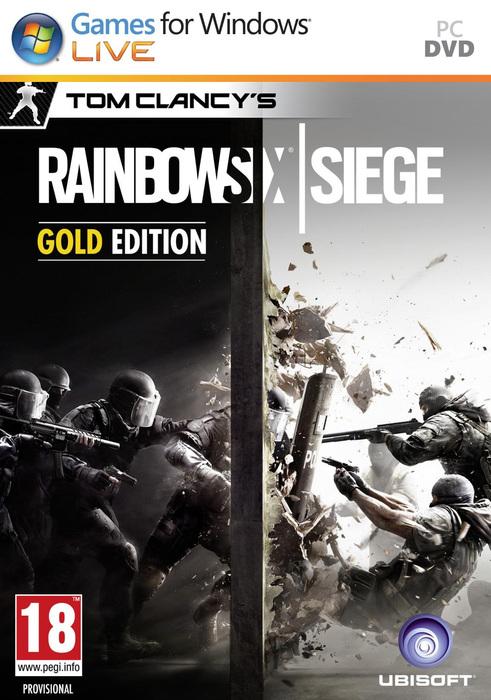 Re: Tom Clancys Rainbow Six Siege (2015)