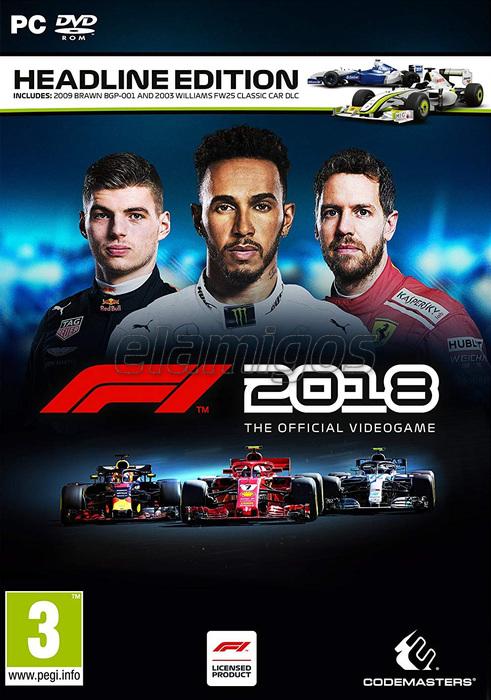 F1 2018 (2018)