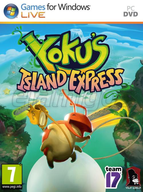 Re: Yoku's Island Express (2018)