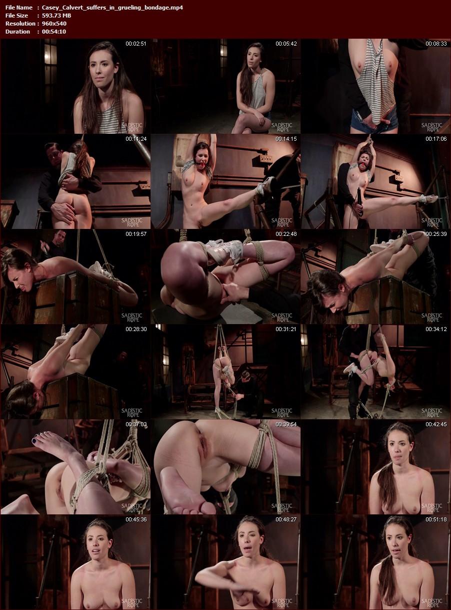 Casey calvert spanking