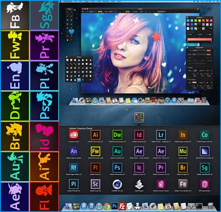 adobe creative cloud collection 2015 mac osx