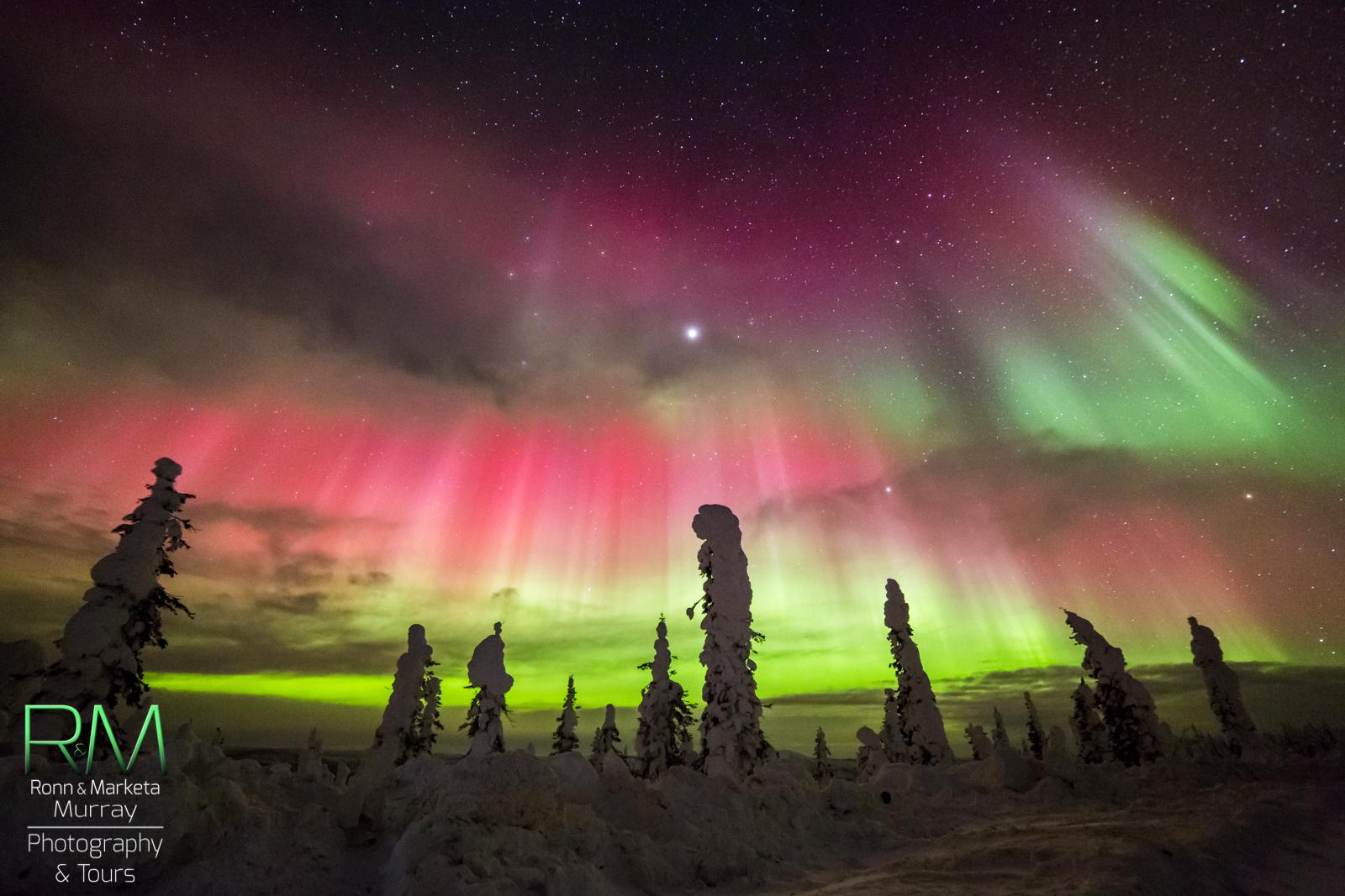 Taken by Marketa Murray on March 17, 2015 @ Dalton HWY , Alaska