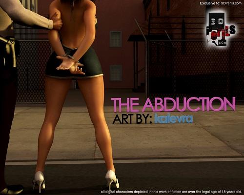 Kalevra - The Abduction 1-9