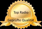 Geprüfte Webradio Qualität