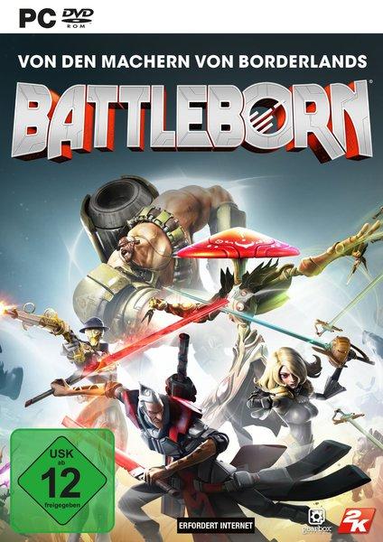 Battleborn – x.X.RIDDICK.X.x