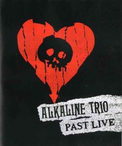 Alkaline Trio - Past Live (2018, 4xBlu-Ray)