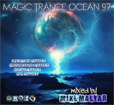 VA - MIKL MALYAR - MAGIC TRANCE OCEAN mix 97 (2018)