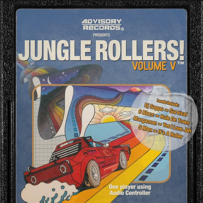 Jungle Rollers Vol 5 (2018)