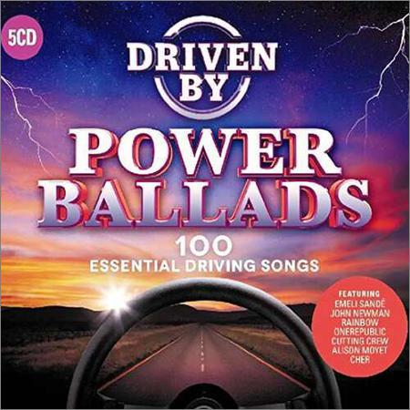 VA - Driven By - Power Ballads (5CD) (2018)