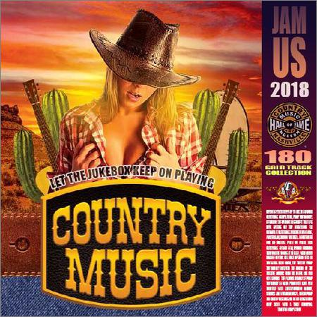VA - Gold Track Country Music (2018)