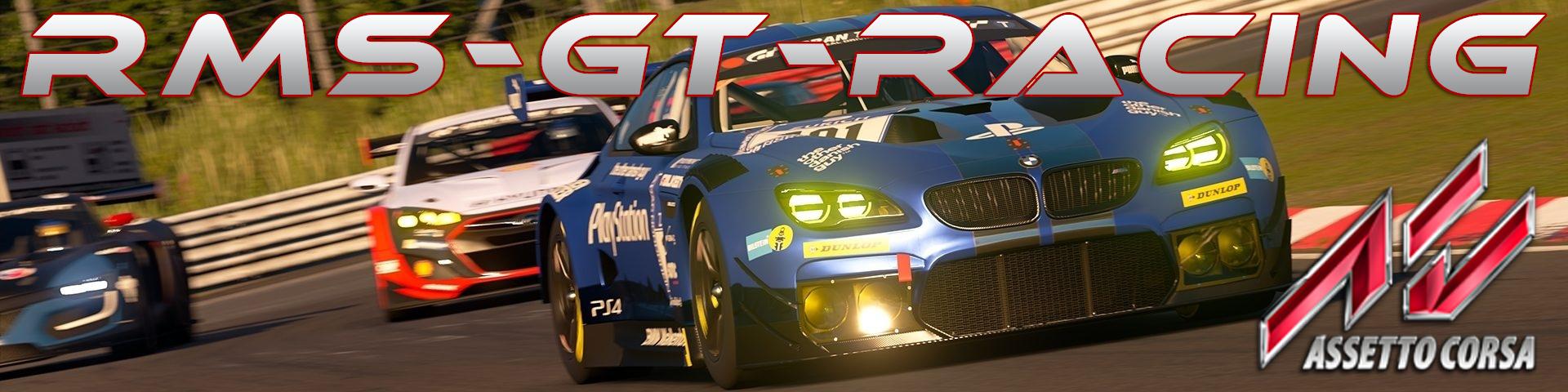 RMS-GT-Racing Foren-Übersicht