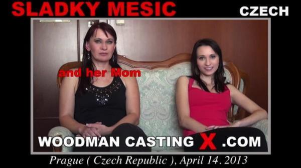 Sladky Mesic Her Mom - Casting (SD)