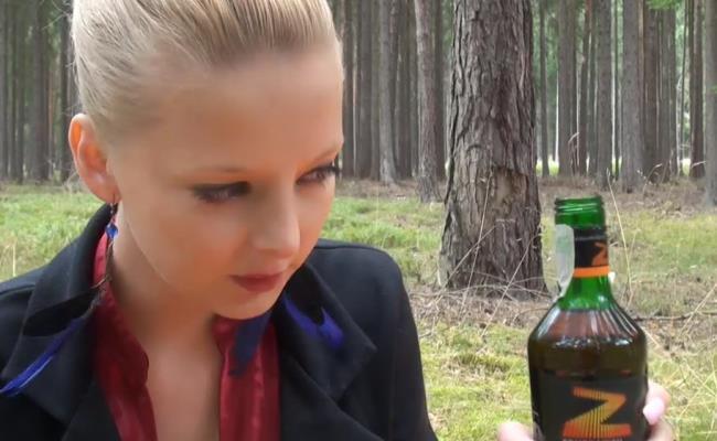 Tereza-Terezas picnic in the forest [HD 720p] MyDrunkenStar.com [2018/1.22 GB]