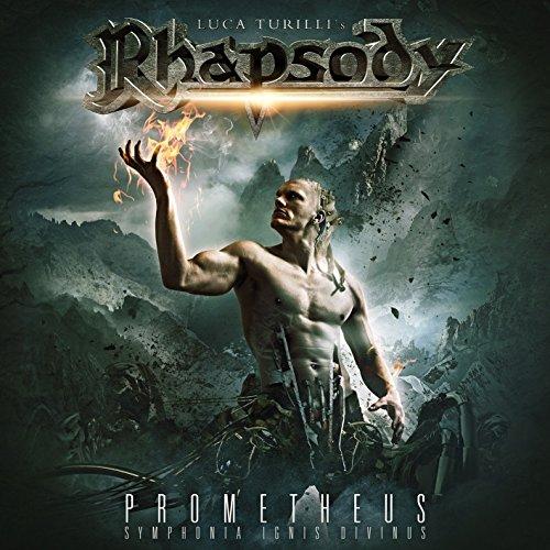 Luca Turilli's Rhapsody - Prometheus, Symphonia Ignis Divinus (2015) [Limited Edition]