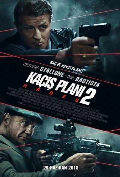 Kaçış Planı 2: Hades - Escape Plan 2: Hades 2018 Türkçe Dublaj HD - okaann27